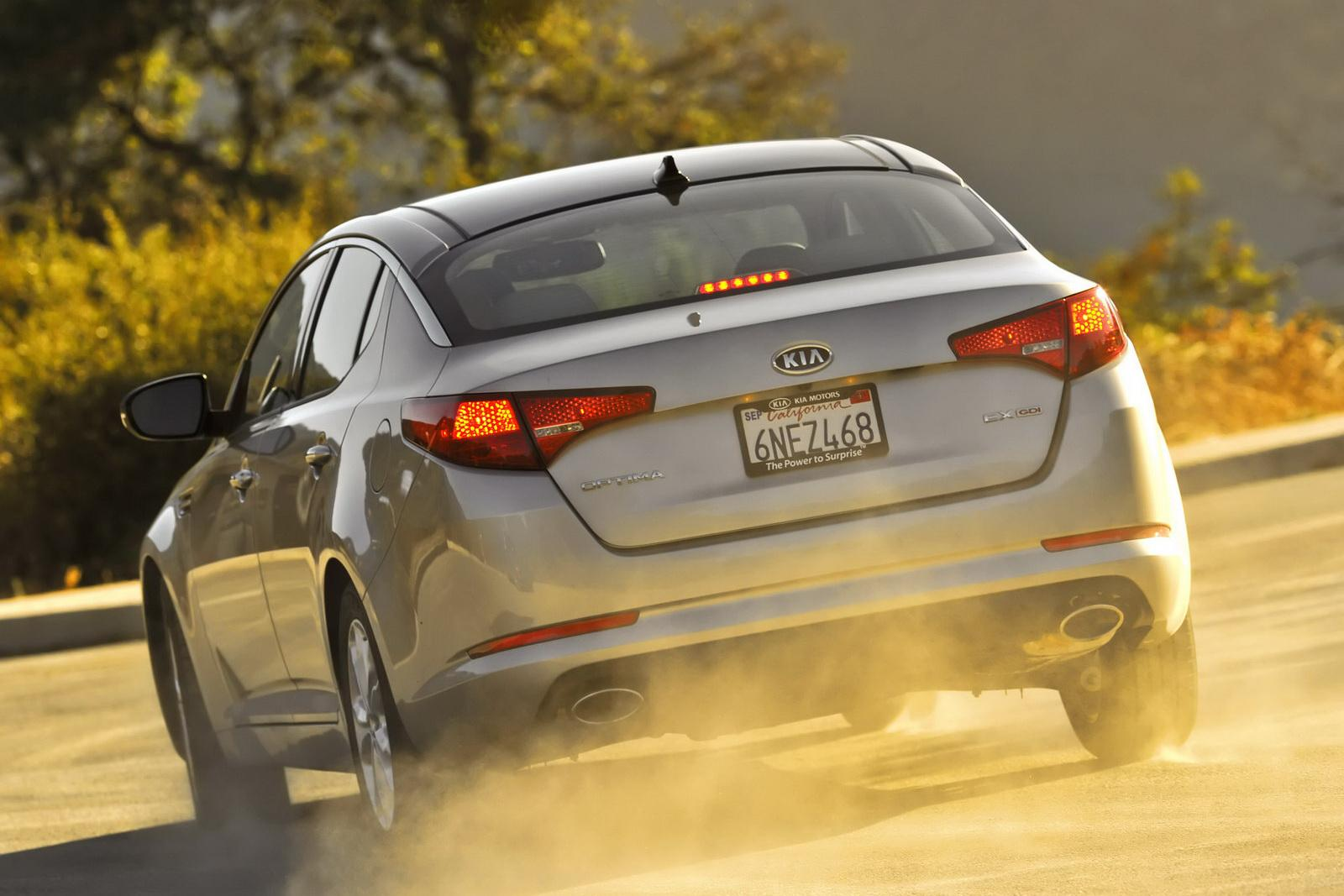 UNITED STATED Kia Optima pricing announced