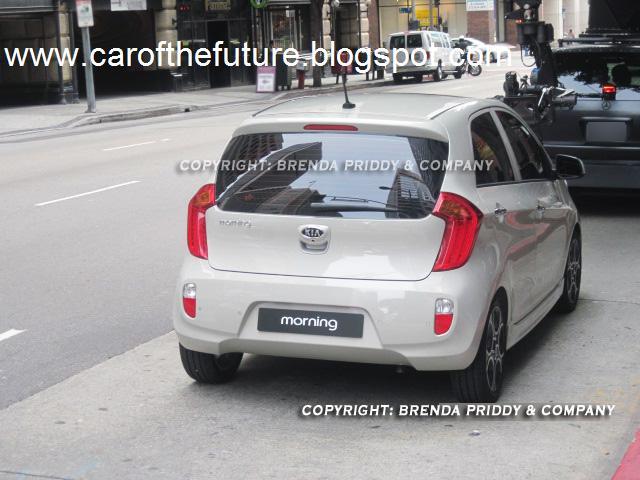 2011 - [Kia] Picanto 2 2011+Kia+Picanto_Morning+4