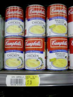 Campbell's soup L.27.29