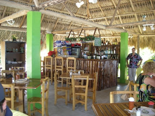 Playa Taty's Restaurant, La Ceiba, Honduras