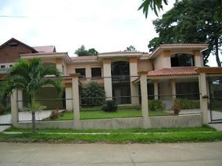 house, La Ceiba, Honduras