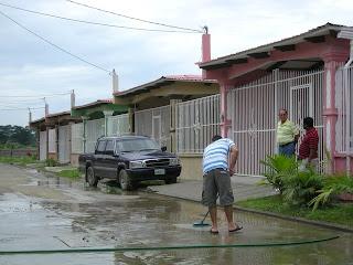 Houses, La Ceiba, Honduras