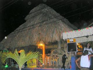 La Palapa Mexicana, La Ceiba, Honduras