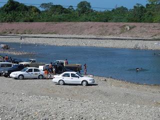 Rio Cangejal, La Ceiba, Honduras