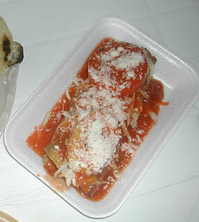 Honduran tacos (flautas)