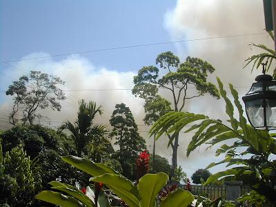 Fire, La Ceiba, Honduras