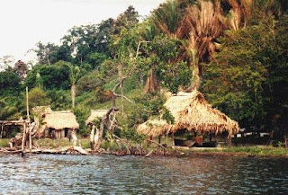 Jeanette Kawas National Park, Tela, Honduras