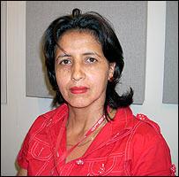 Dina Meza, Honduras