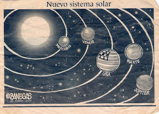 New solar system