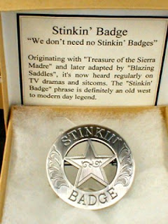 stinkin' badges