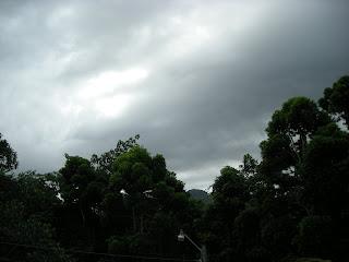 La Ceiba skies