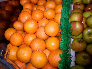 orange oranges