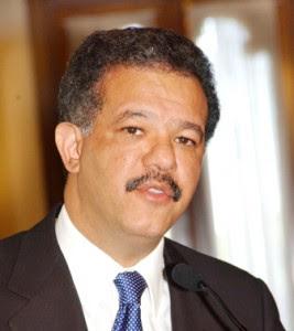 DR President Leonel Fernandez