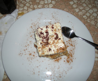 tiramisu, Fogoncito, La Ceiba, Honduras