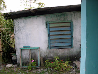 Old cookhouse, El Porvenir, Honduras