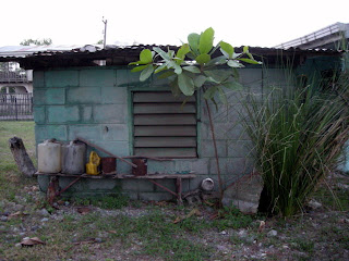 shed, El Porvenir, Honduras