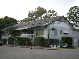 Building in Mazapan area, La Ceiba, Honduras