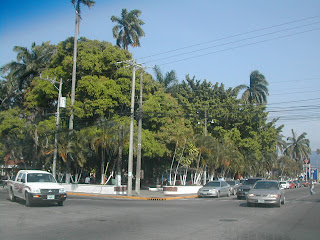 Parque Central, La Ceiba, Honduras