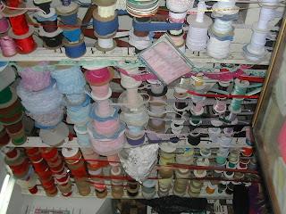 Ribbon store, La Ceiba, Honduras