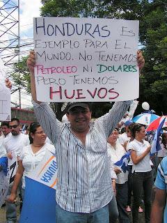 Honduras has balls