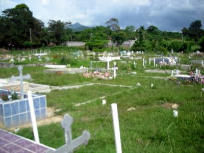 San Isidro Cemetery, La Ceiba, Honduras