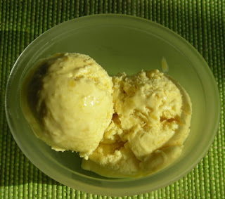 La Gringa's Fresh Pineapple Cream ice cream recipe
