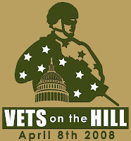 Vets on the Hill - Sign up!