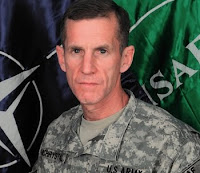 Gen. Stanley McChrystan, commander, U.S. Forces - Afghanstan and International Security Assistance Force.