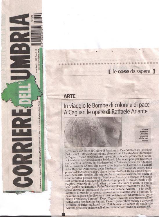Bombe a Cagliari