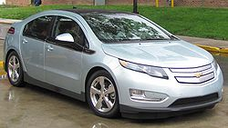 Chevrolet Volt Hybrid Electric Cars
