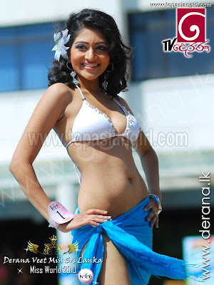 Derana miss srilanka 2010 photos