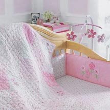 Annsleighs Crib Bedding