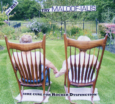 Building A Maloof Inspired Rocking Chair with Charles Brock: And the ...