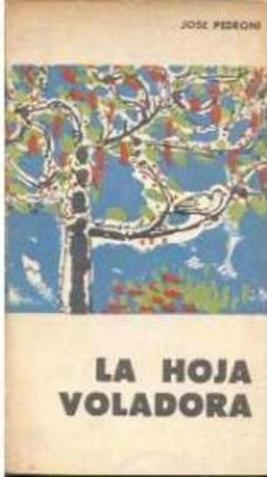 Jose pedroni libro 10 la hoja voladora 1961 for Cama voladora