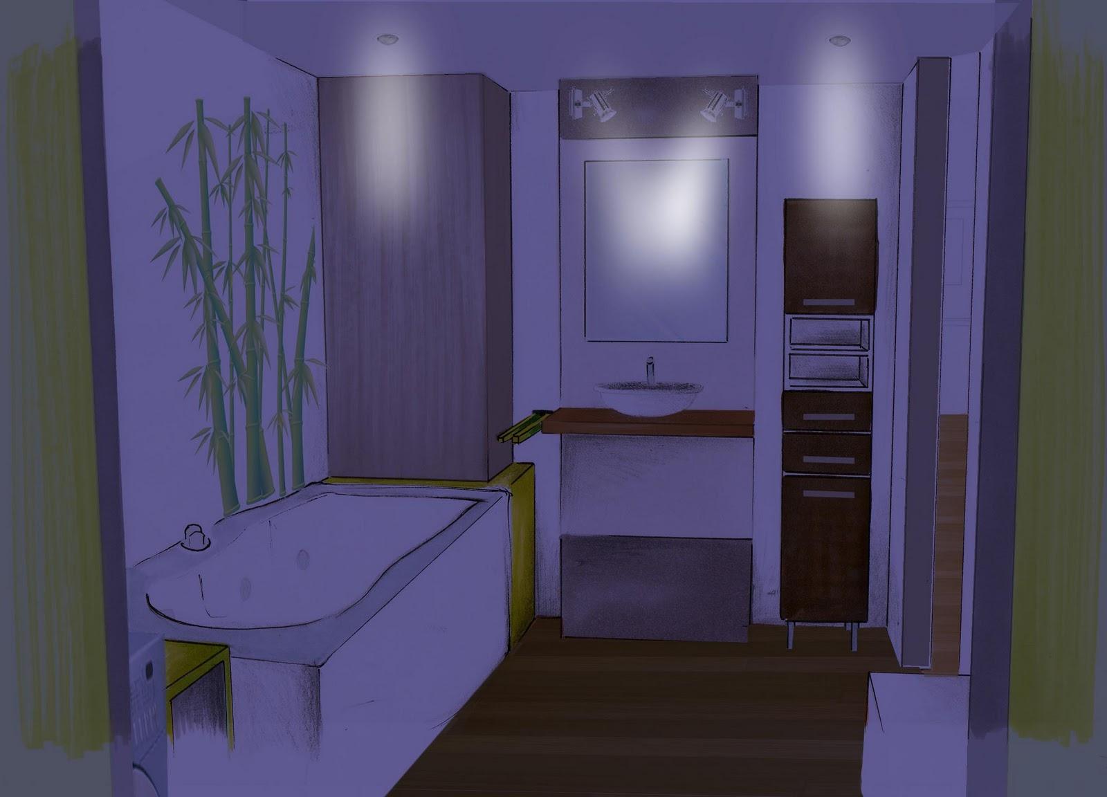 Libell s architecture int rieure - Etancheite salle de bain ...