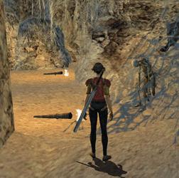 Archet spider cave LOTRO
