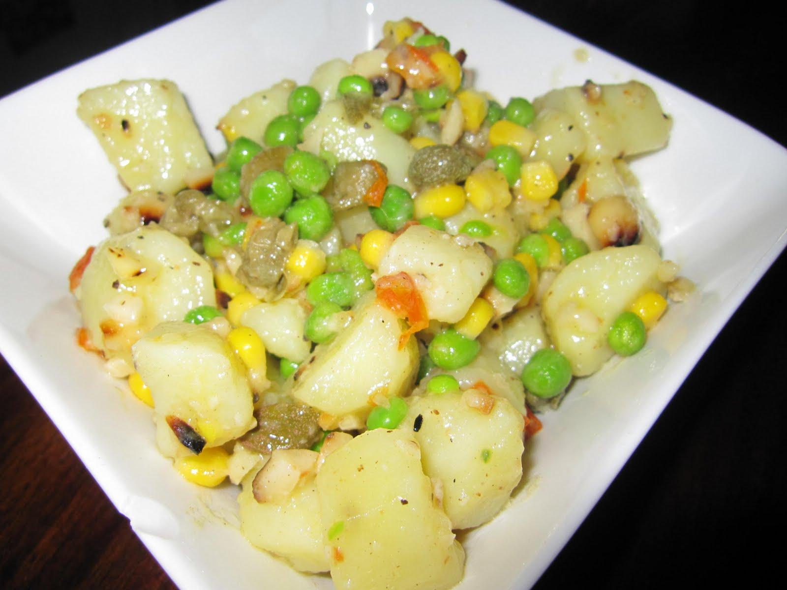 how to cook kipfler potatoes