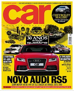 Download Revista Car Magazine Brasil – Julho/2010 Baixar