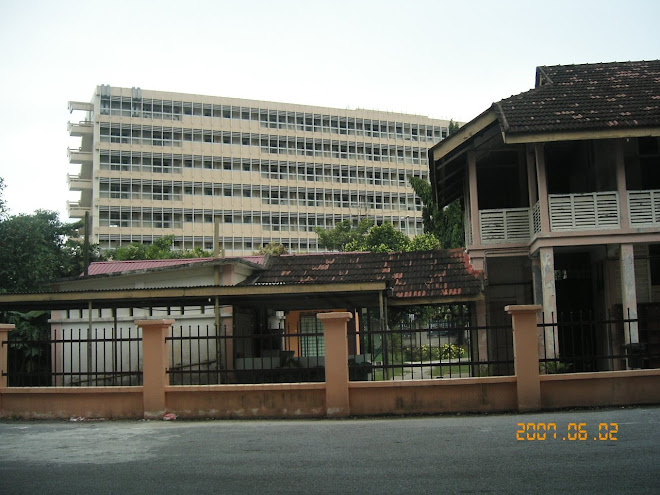 SK Cator Avenue And Hospital Ipoh