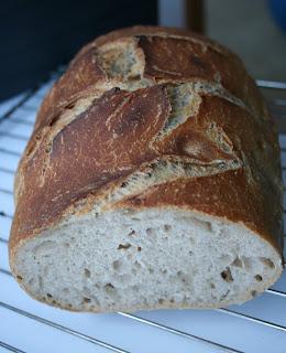 Вкусный пшеничный хлеб