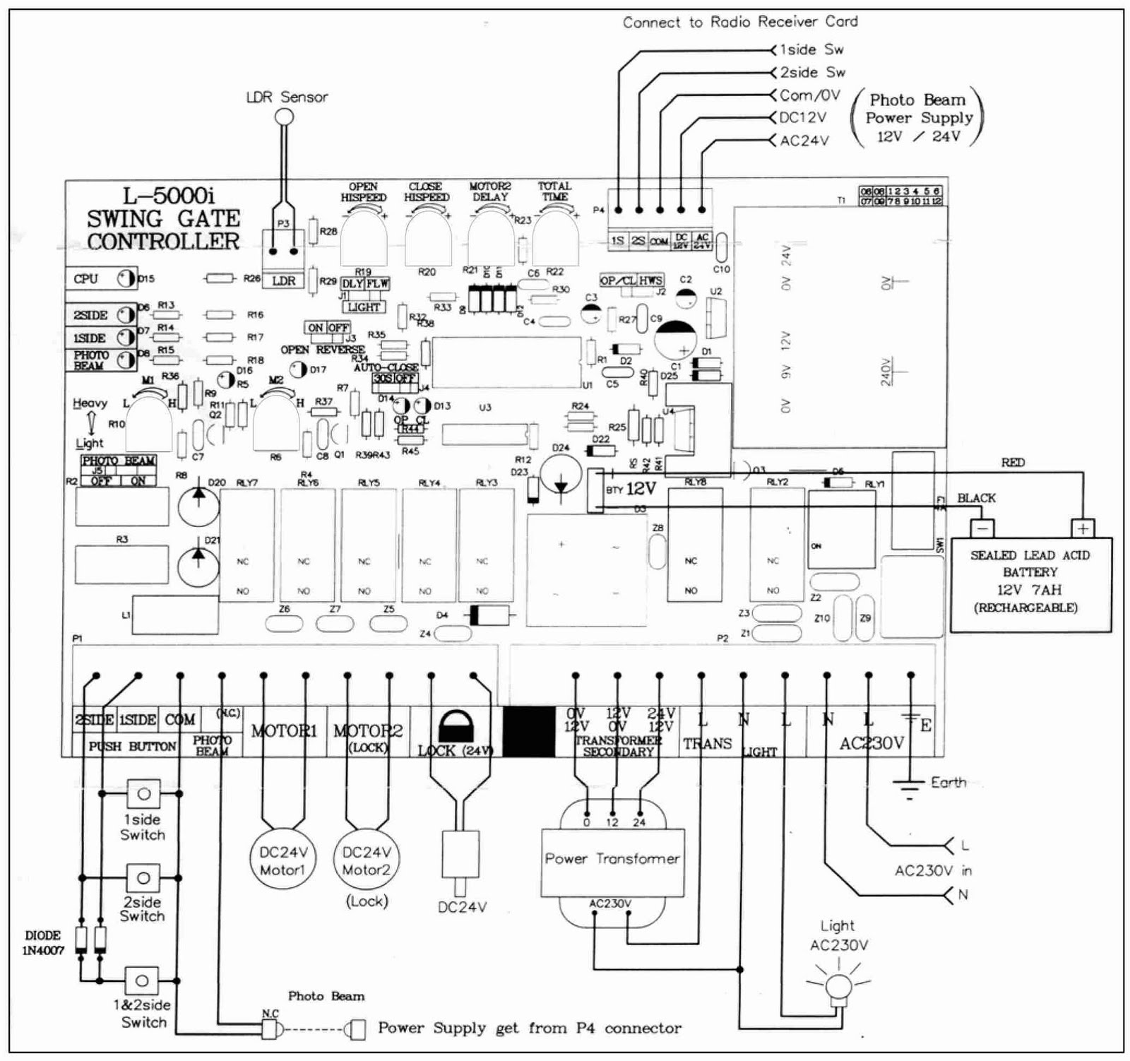 mighty mule 500 wiring diagram general wiring diagram