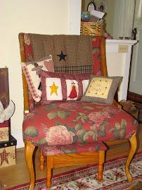 Grandpa Ernie's Chair Make-Over