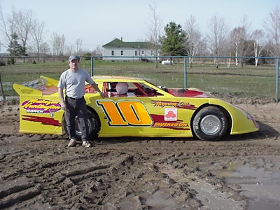 West Michigan Racing: Tom Dusen Wins Late Model Points Title at