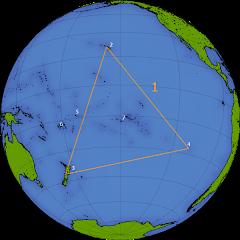 Triangle Polynésien