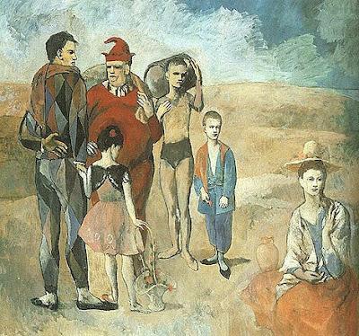 picasso blue period self portrait. Pablo Picasso: Early/Blue