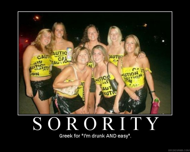 sorority girls blowjob