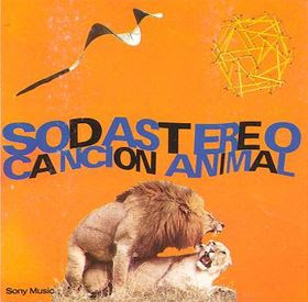 cancion animal portada album original historia soda stereo 1990 blog bogota
