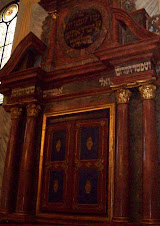 Kolin Synagogue Ark