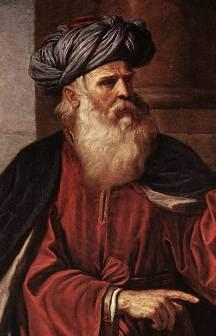 Ex Umbris Et Imaginibus: Father Abraham