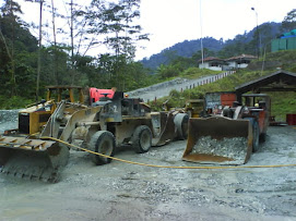 Pongkor Gold miner